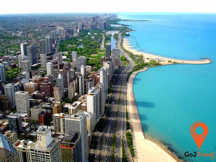 Thành phố Chicago sẽ không làm bạn thất vọng