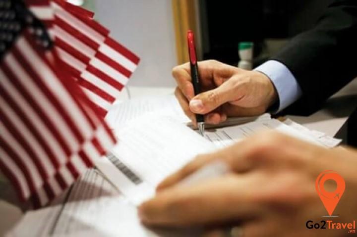 Bạn cần chứng minh được mục đích đi Mỹ là gì