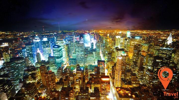 New York luôn chào đón bạn