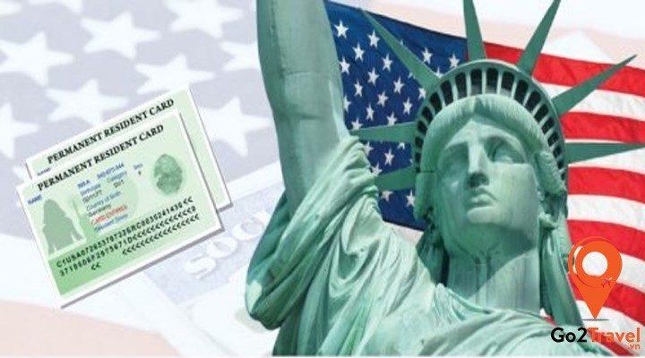 quyền lợi của thẻ xanh Mỹ