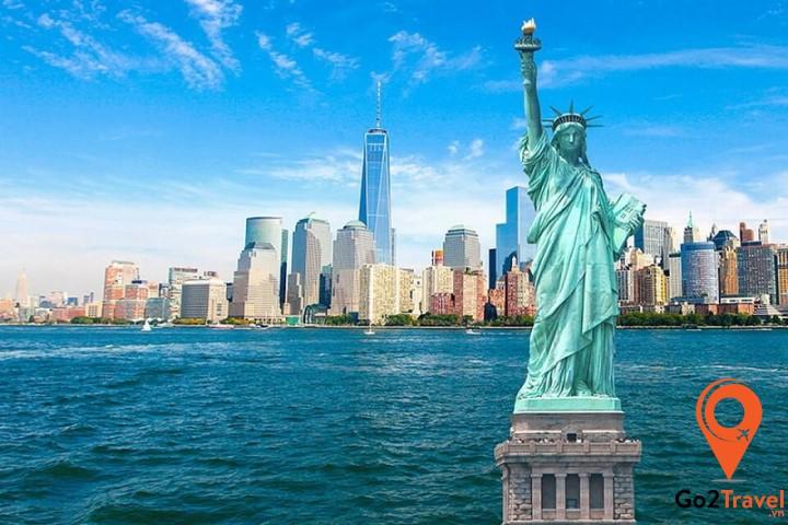 Mỹ - cường quốc kinh tế nổi tiếng với vô vàn điểm đến xinh đẹp
