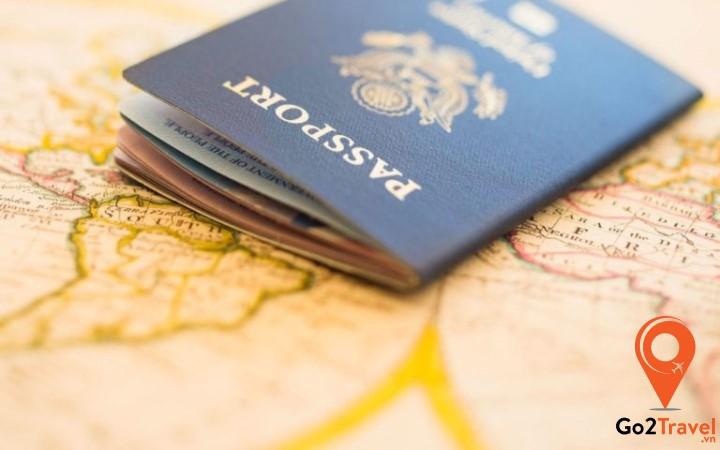 Chuẩn bị đầy đủ các giấy tờ để xin visa