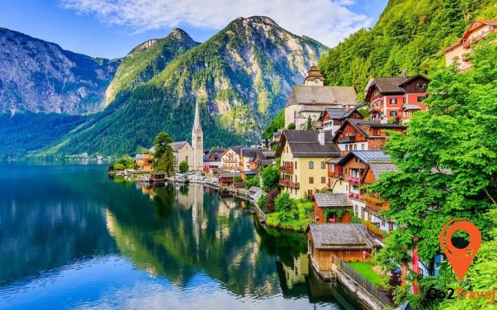 Annecy, dãy núi Alps