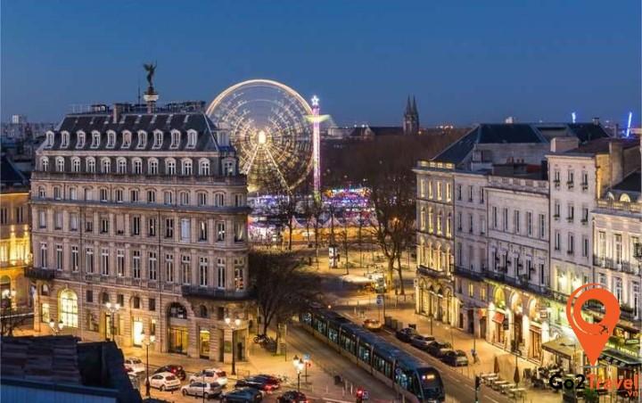 Vùng đô thị Bordeaux là vùng đô thị lớn thứ năm của Cộng hoà Pháp