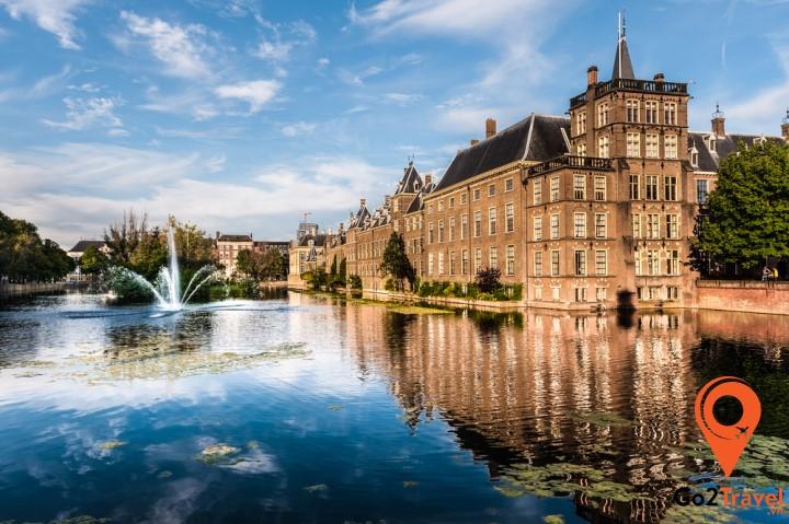 Hague nơi nghỉ dưỡng tuyệt vời bên bờ biển Bắc