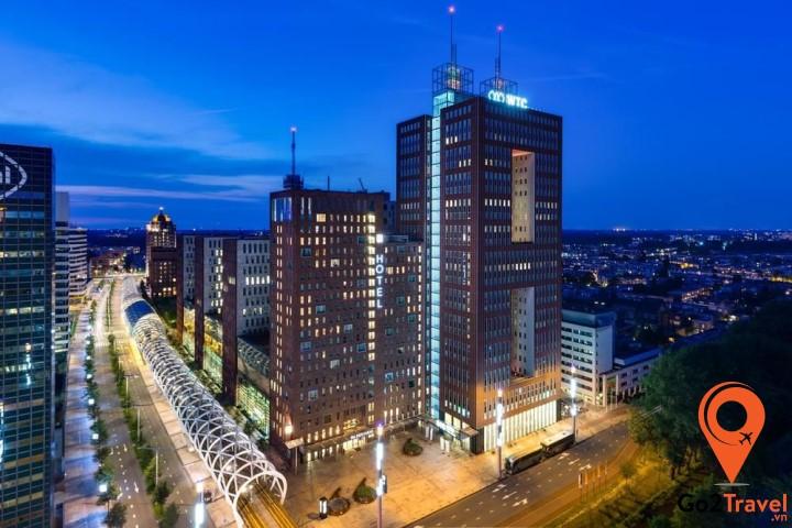 Khách sạn NH Den Haag Hotel ở thành phố Hague