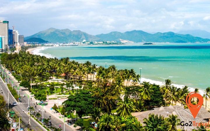 Nha Trang là địa điểm thu hút rất đông du khách Trung Quốc trong thời gian vừa qua