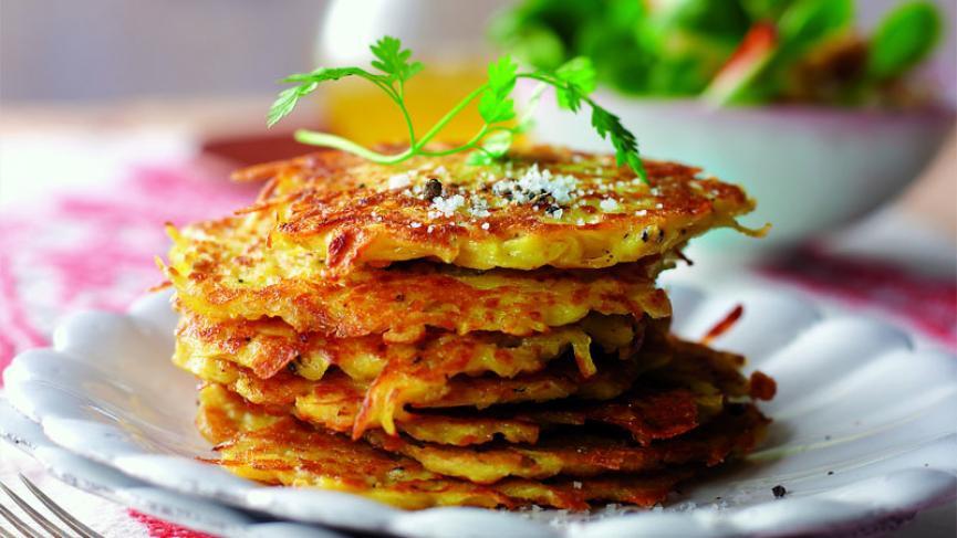 Bánh khoai tây là bữa sáng nổi tiếng của người Thụy Sỹ có nguồn gốc từ Bern.