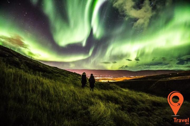 Bắc Iceland là vùng có vô số phong cảnh thiên nhiên hùng vĩ, ấn tượng