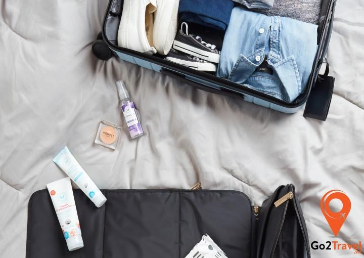 Đi du lịch Châu Âu nên mang theo vali kéo tốt