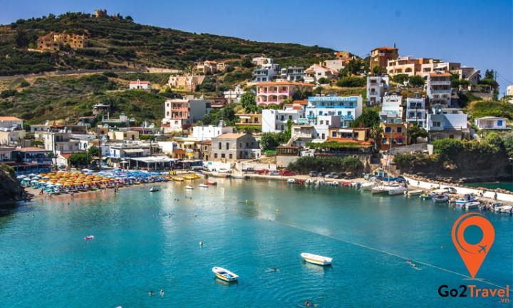 Crete mang đến trài nghiệm du lịch Hy Lạp độc đáo và hấp dẫn cho du khách