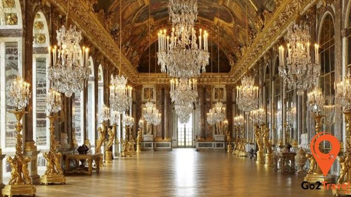Cung điện Versailles – danh lam thắng cảnh nổi tiếng của Pháp