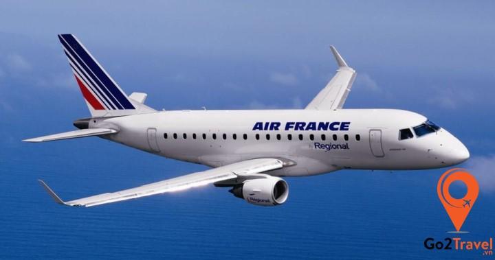 Từ Việt Nam du khách đi du lịch tại Pháp có thể chọn lựa bất cứ hãng bay nào mà mình tin tưởng