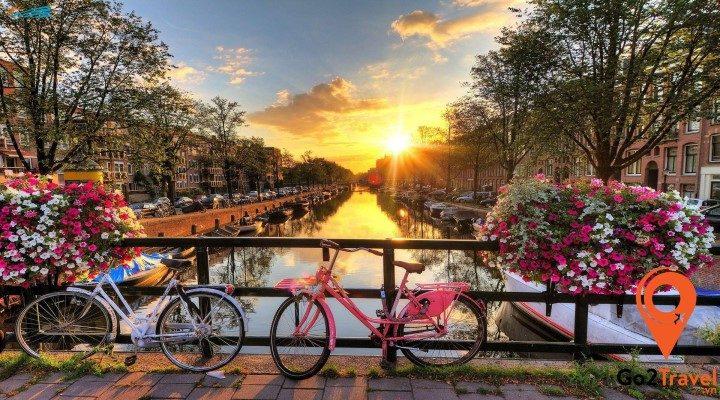 Tổng hợp kinh nghiệm du lịch Hà Lan