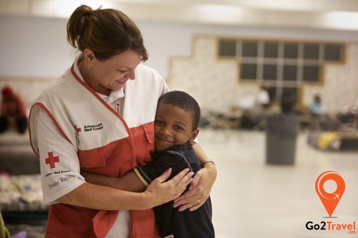 Tổ chức Quốc tế Chữ Thập Đỏ - The International Committee of Red Cross (ICRC)