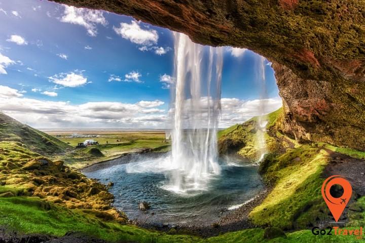 Một Iceland diệu kỳ với các thác nước hùng vĩ