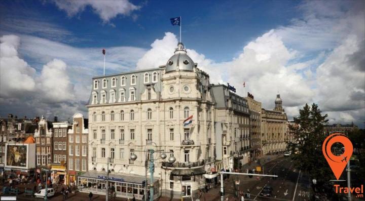Khách sạn Park Plaza Victoria Amsterdam ở thành phố Amsterdam
