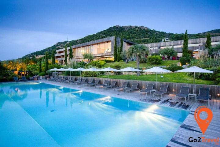Khách sạn ở Pháp được đánh giá tốt cả về dịch vụ và giá cả so với các nước Châu Âu