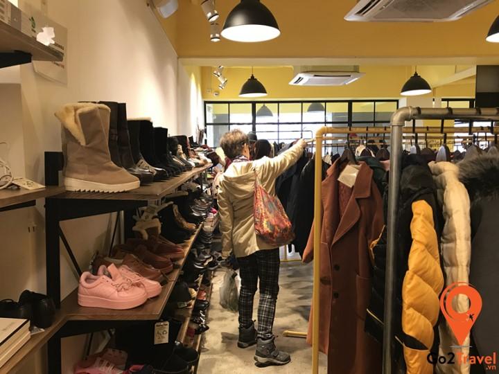 Kinh nghiệm mua sắm khi du lịch Châu Âu