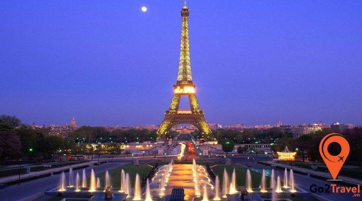Kinh nghiệm xin visa du lịch Pháp tự túc