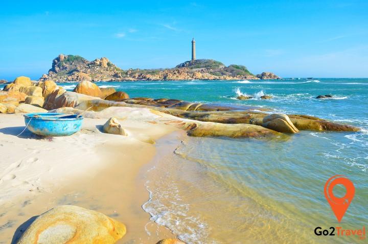 Du lịch đến những vùng biển đẹp, ấm áp vắng vẻ đang là xu hướng hot