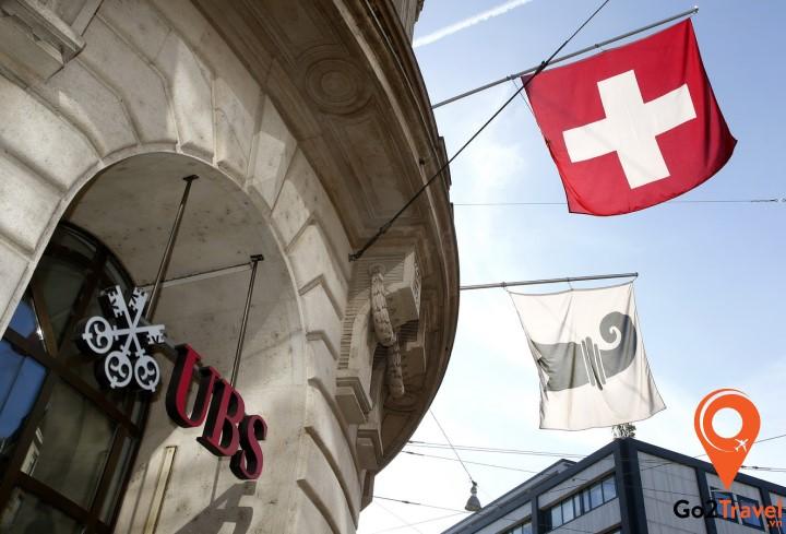 Ngành ngân hàng ở Thụy Sĩ nổi tiếng khắp hành tinh nhờ vào tính bảo mật số 1 trên thế giới