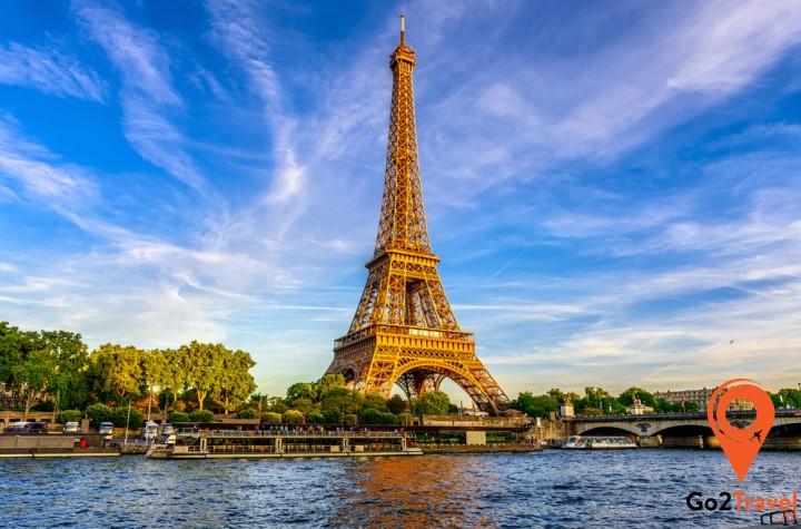 đa số mọi người đều chọn Pháp để xin Visa Schengen