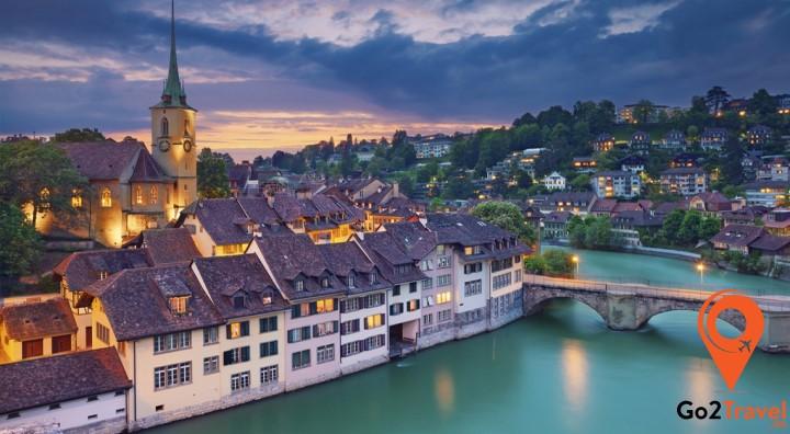 Thị trấn Bern