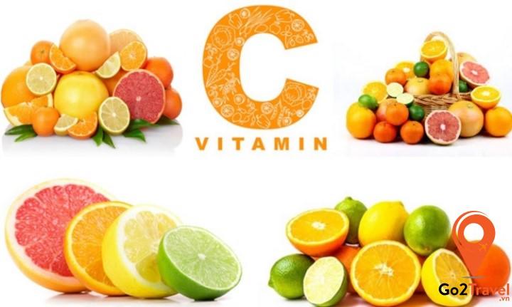 Bổ sung vitamin C để tăng sức đề kháng ngăn ngừa dịch bệnh corona