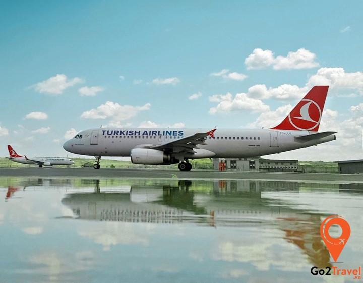 Turkish Airlines – hãng hàng không Châu Âu uy tín