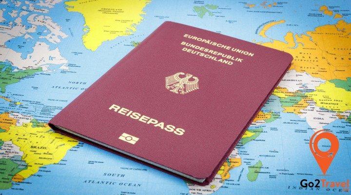 Xin visa đi Đức du lịch tự túc