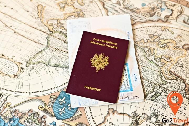 Chuẩn bị visa trước khi muốn di du lịch Pháp