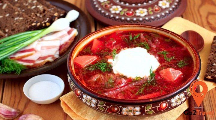 Văn hóa ẩm thực Nga