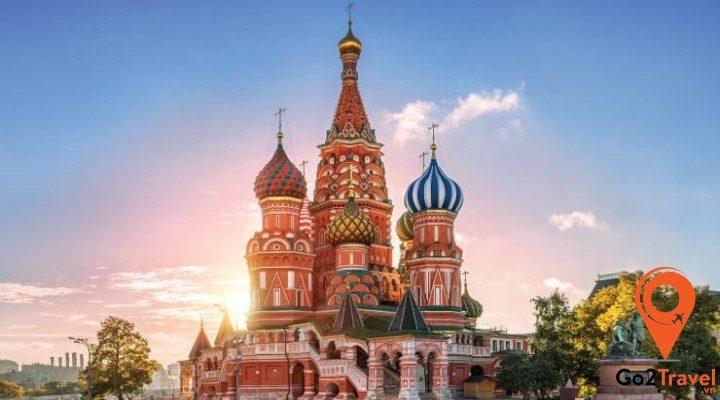 Bài toán chi phí du lịch Nga tiết kiệm nhất!