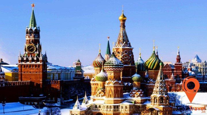 Kinh nghiệm phỏng vấn xin visa Nga