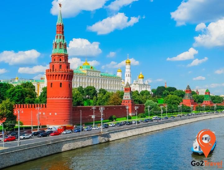 Sông Volga huyền thoại