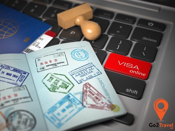 Chuẩn bị hồ sơ xin visa