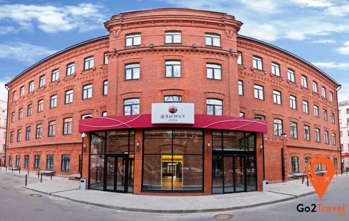 AZIMUT HOTEL TULSKAYA