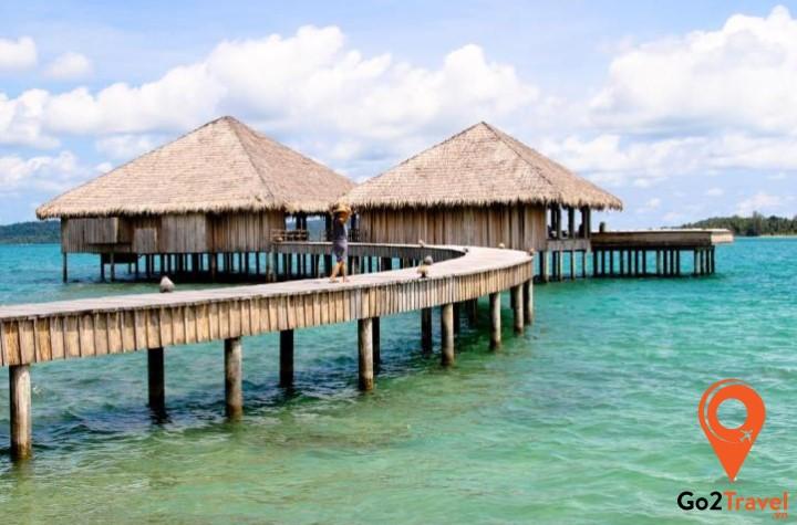 Thời điểm lý tưởng nhất để du lịch Koh Rong là đầu tháng 5 đến giữa tháng 11