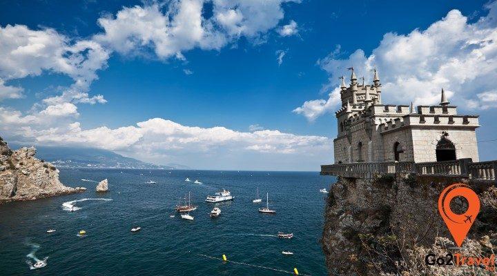 Vẻ đẹp huyền ảo của bán đảo Crimea nước Nga