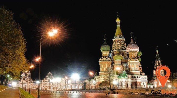 Top 3 khách sạn nên thử khi đến Nga