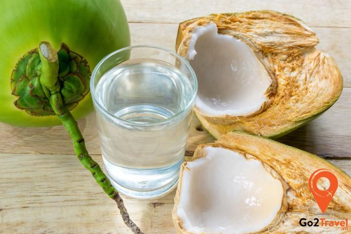 Thức uống giải khát tốt cho sức khoẻ
