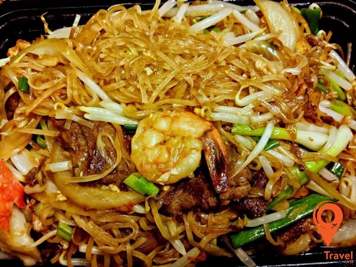 Món ăn ưa thích của giới trẻ Campuchia