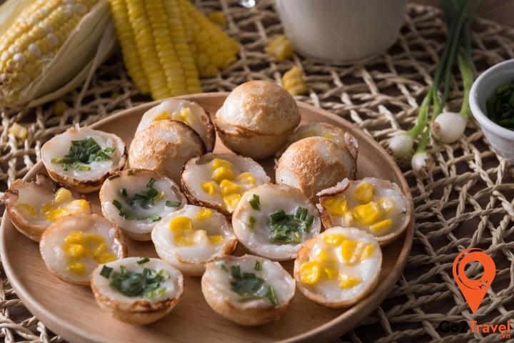 Món ăn ráng miệng đơn giản nhưng lại rất thơm ngon