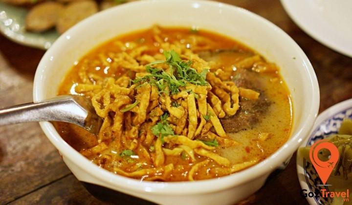 Khao Soi món ăn độc đáo