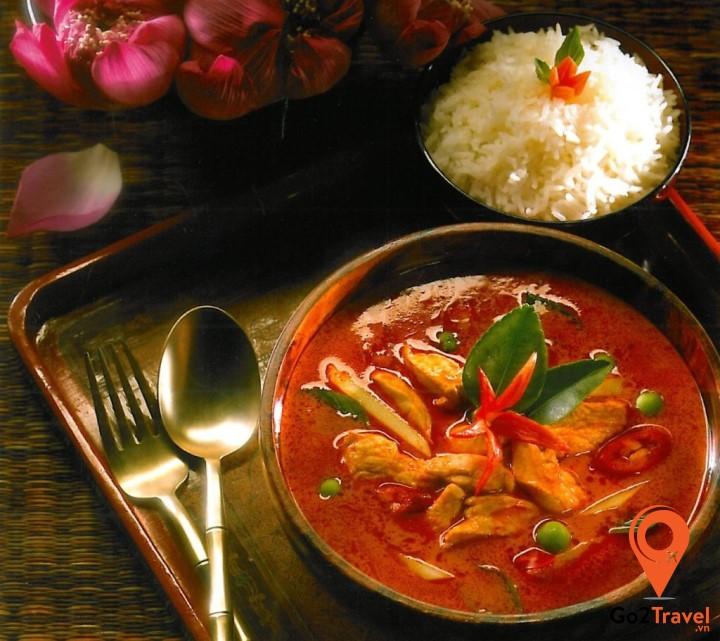 Món ăn cổ truyền của người Campuchia