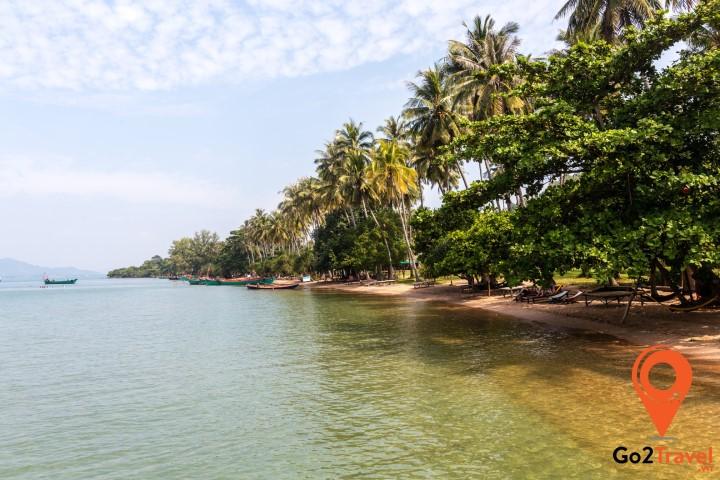 Vẻ đẹp hoang sơ của Koh Tonsay