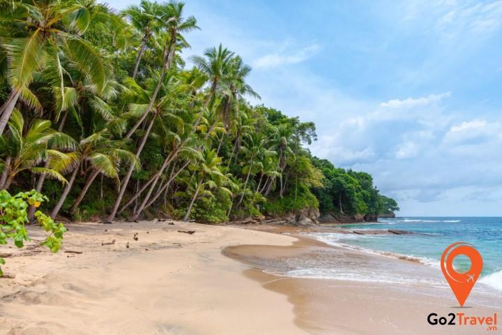 Đảo Koh Ta Kiev là một trong những hòn đảo rất đẹp nằm trong Vịnh Thái Lan