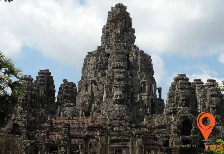 Angkor Wat – Angkor Thom Campuchia