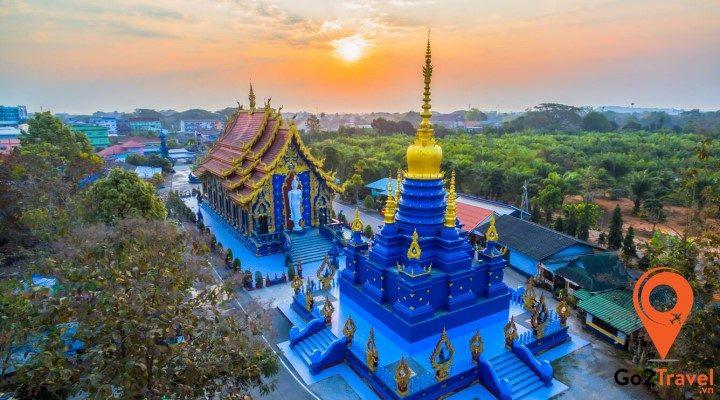Những địa điểm du lịch hấp dẫn tại Thái Lan